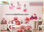 Kamar Set Anak Minimalis Hello Kitty D 140