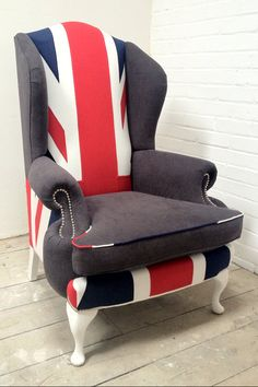 Sofa Wing Chair 1 seater Terbaru 2016 - SW06