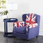 Sofa Union Jack Wing Chair 1 seater - SW12 - SW 14
