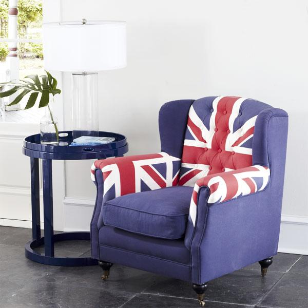 Sofa Wing Chair 1 seater - SW13