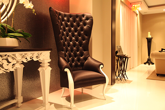 Sofa Wing Chair 1 seater - SW16