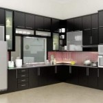 Model Kitchen Set Minimalis Modern KD 06
