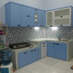 Kitchen Set Minimalis Hpl KD 10